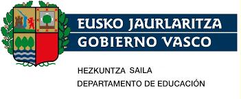 Logo Eusko Jaurlaritza Gobierno Vasco